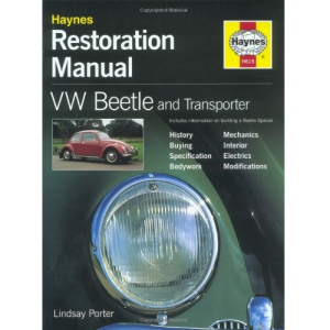 Haynes Restoration Manual  VW Beetle & Transporter