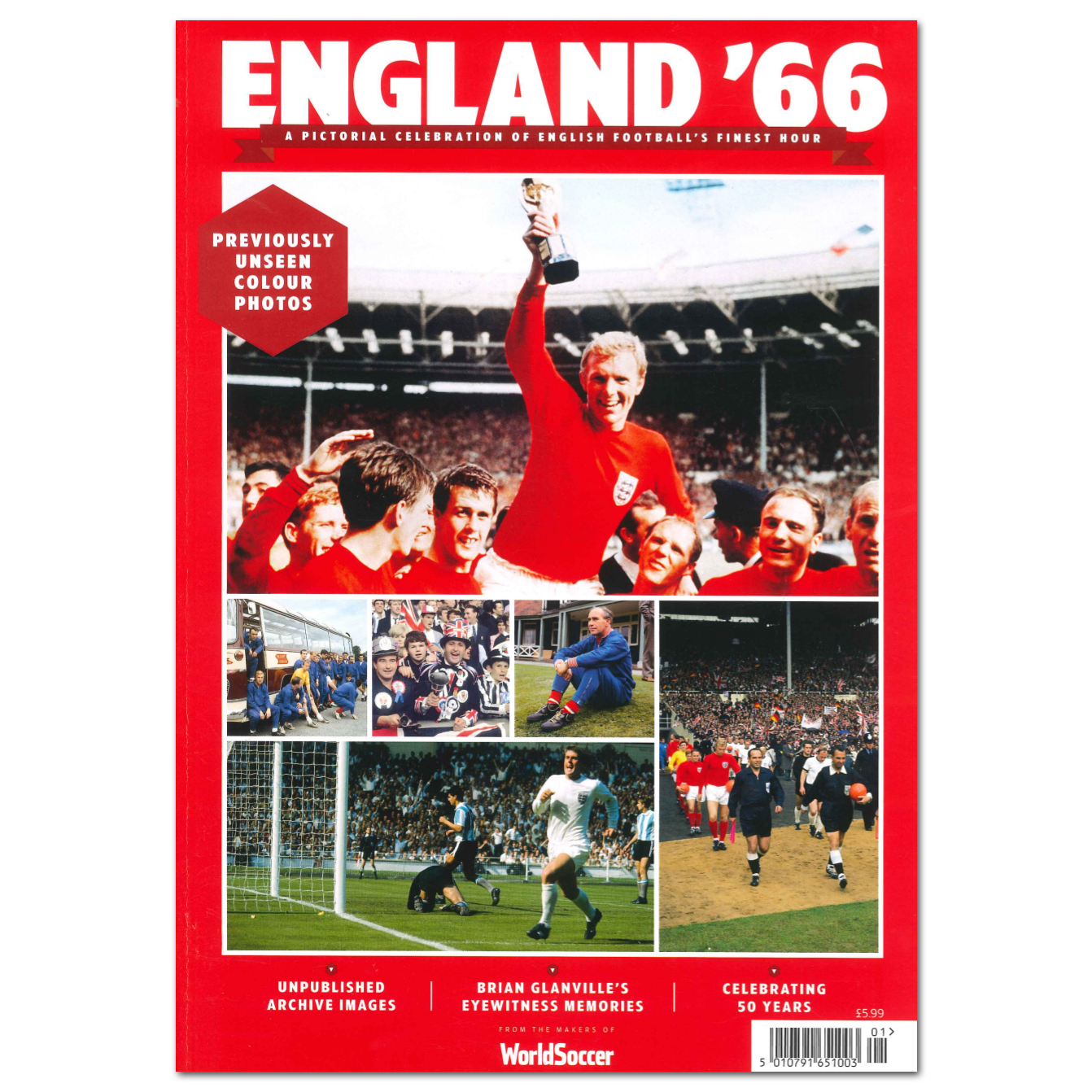England '66 - A Pictorial Celebration
