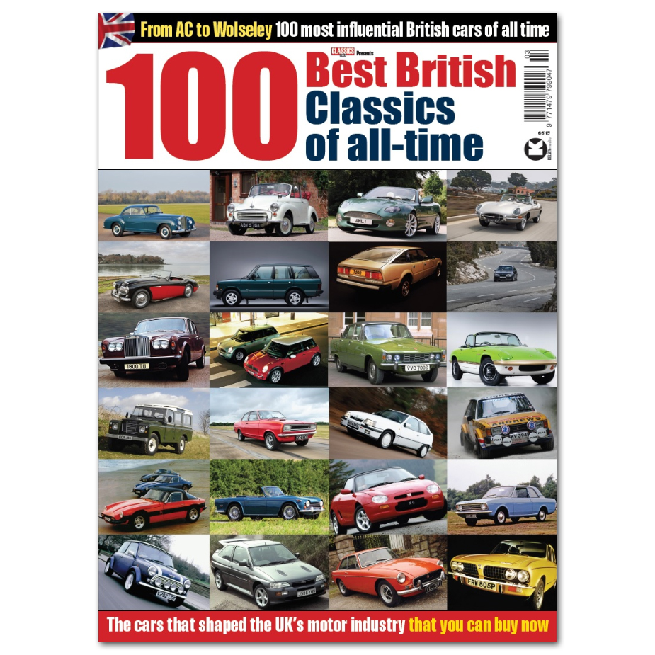 100 Best British Classics of all-time