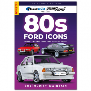 80s Ford Icons Bookazine