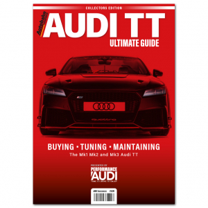 Audi TT Ultimate Guide Bookazine