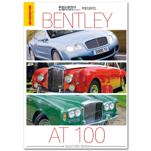 Bentley at 100 Bookazine