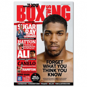 The Boxing News Annual 2017 - Joshua
