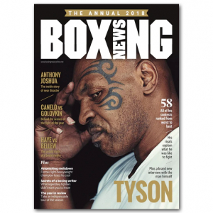 The Boxing News Annual 2018 - Tyson