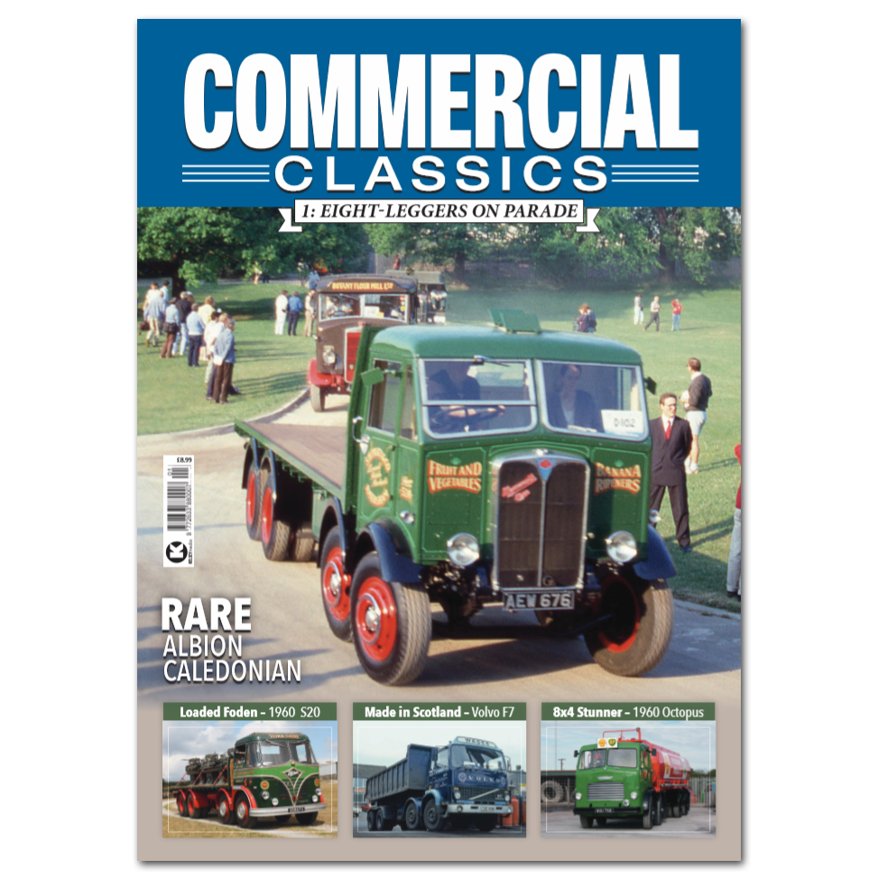 Commercial Classics Issue 1