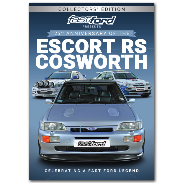 Escort RS Cosworth Bookazine