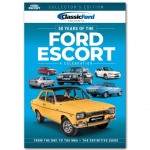 Ford Escort 50th Anniversary Special Bookazine