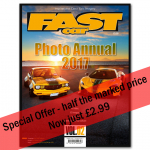 Fast Car Photo Annual 2017 Bookazine