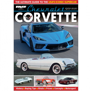 Corvette: the iconic American Performance Car