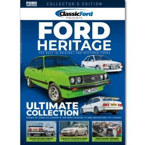 Ford Heritage Bookazine