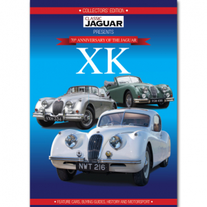 Jaguar XK 70th Anniversary Bookazine