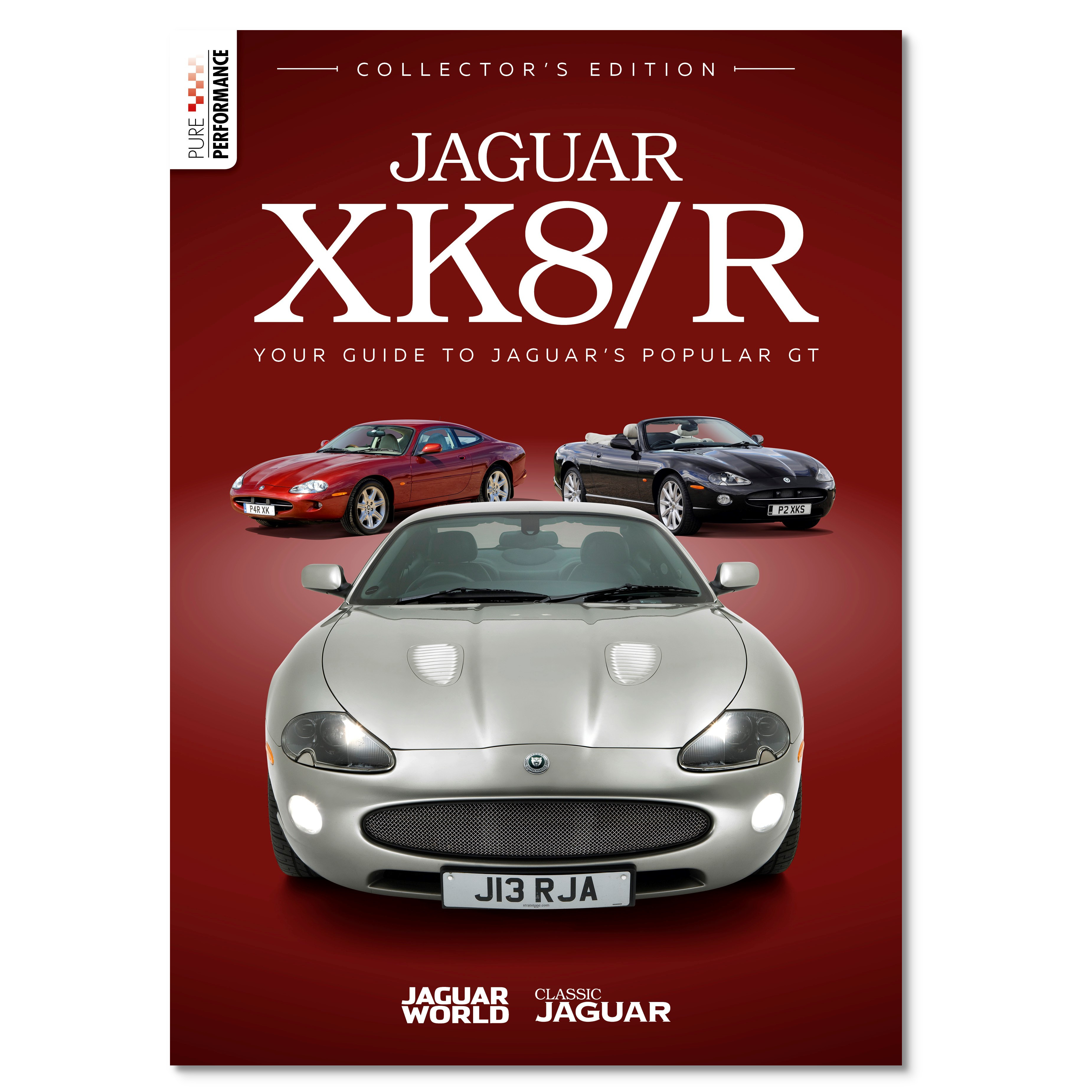 Jaguar XK8/XKR Ultimate Guide