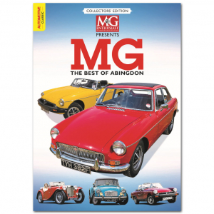 MG - The Best of Abingdon
