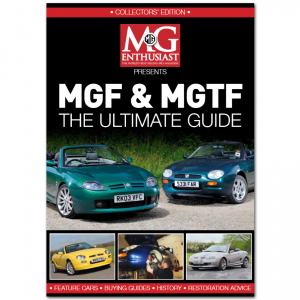 MGF & MGTF The Ultimate Guide Bookazine