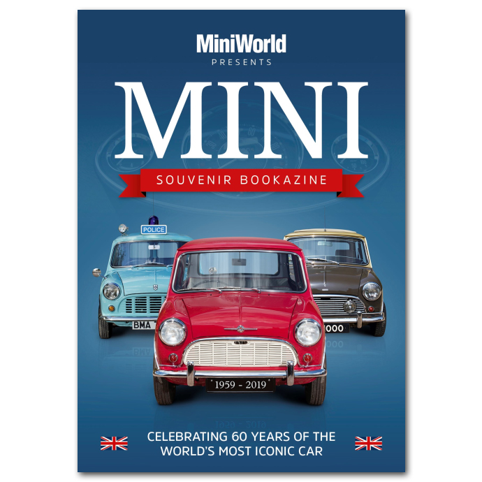 MINI - Celebrating 60 Years Bookazine