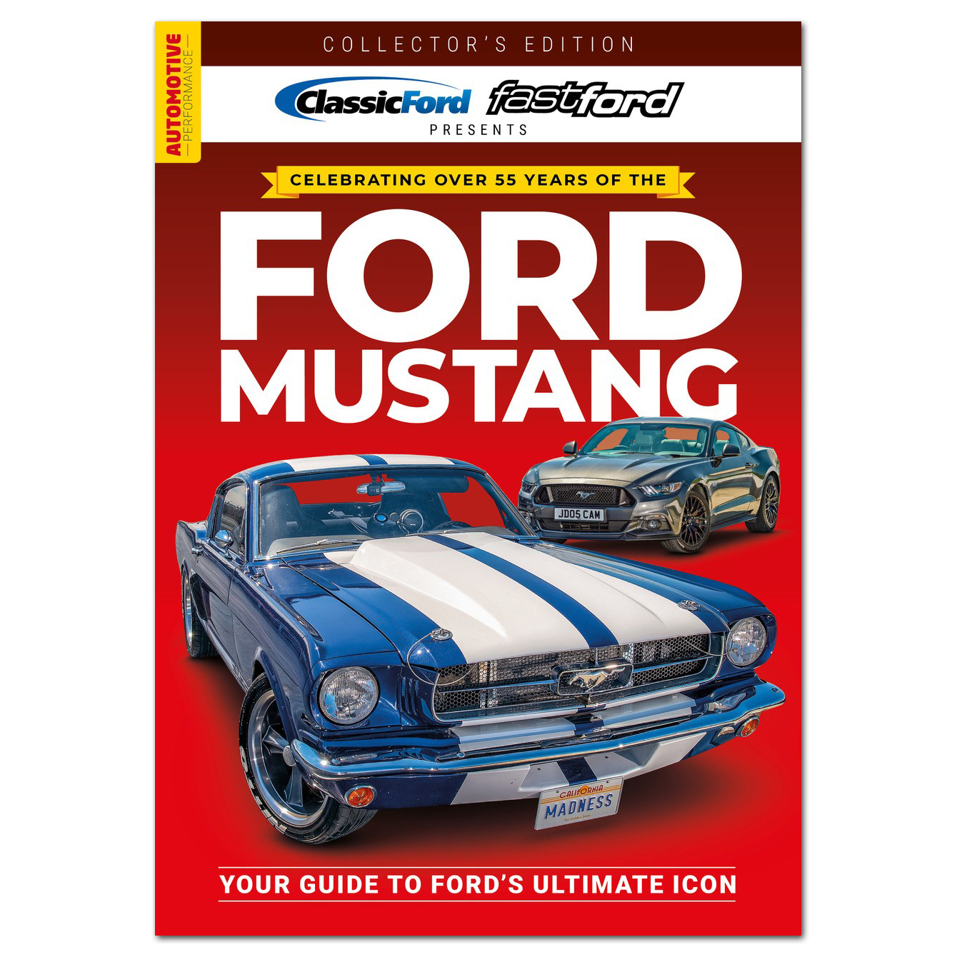 Ford Mustang Bookazine
