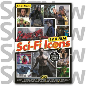 Sci-Fi Icons: TV & Film Issue 1 X-Men