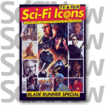 Sci-Fi Icons: TV & Film Issue 4 Blade Runner