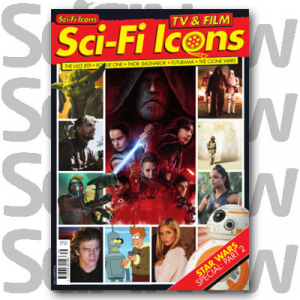 Sci-Fi Icons: TV & Film Issue 5 Star Wars (Part 2)