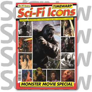 Sci-Fi Icons: Timewarp Issue 2 Monster Movie