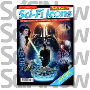 Sci-Fi Icons: Timewarp Issue 4 Star Wars (Part 1)