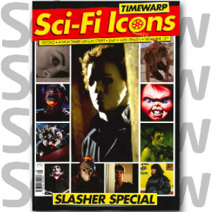 Sci-Fi Icons: Timewarp Issue 5 Slashers
