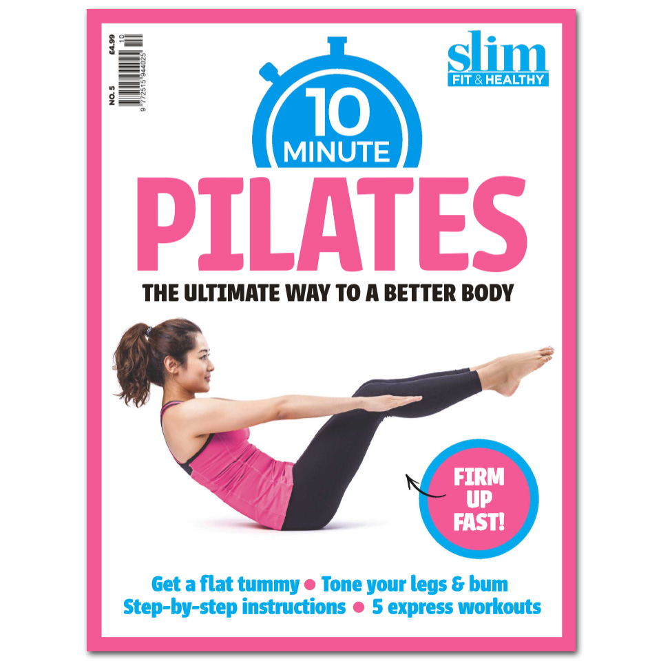 Slim Fit & Healthy #5 - 10 Minute Pilates