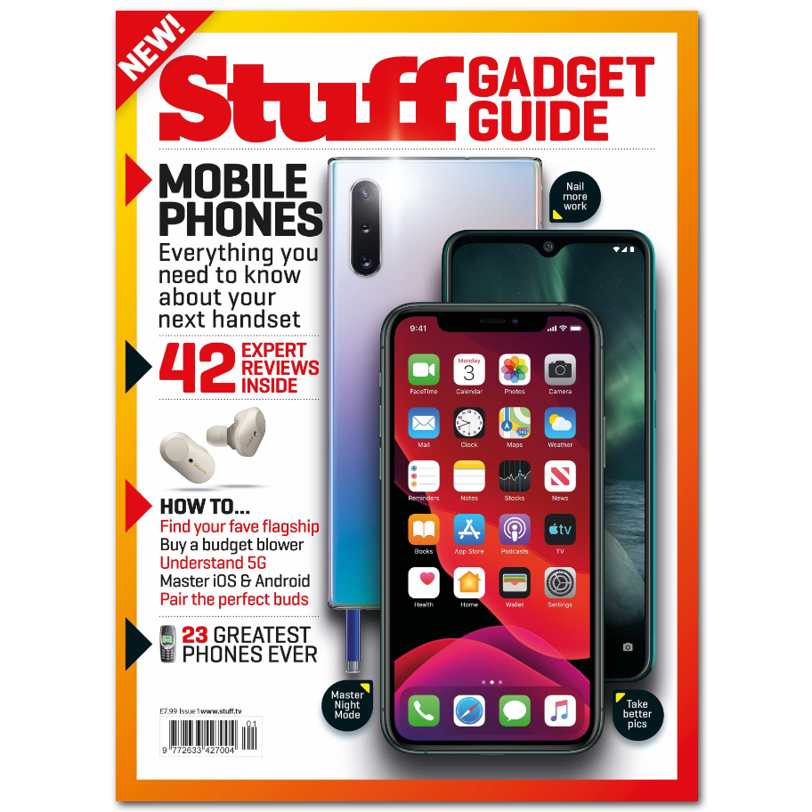 Stuff Gadget Guide - Mobile Phones