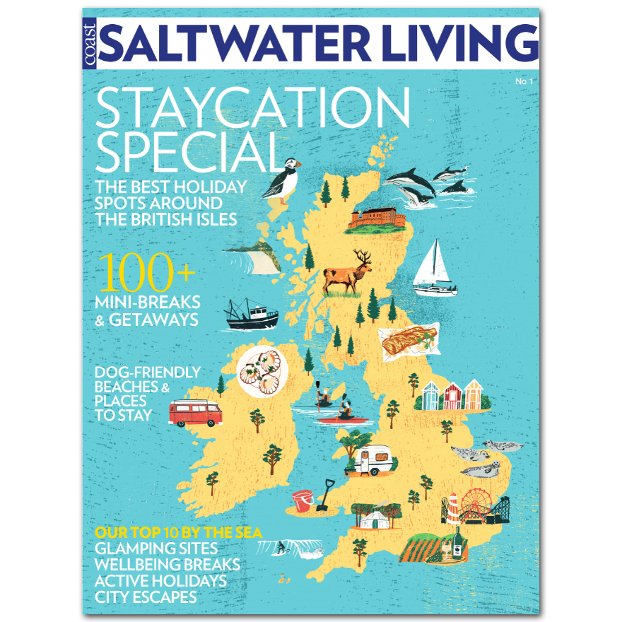 Saltwater Living #1 - Staycation Special