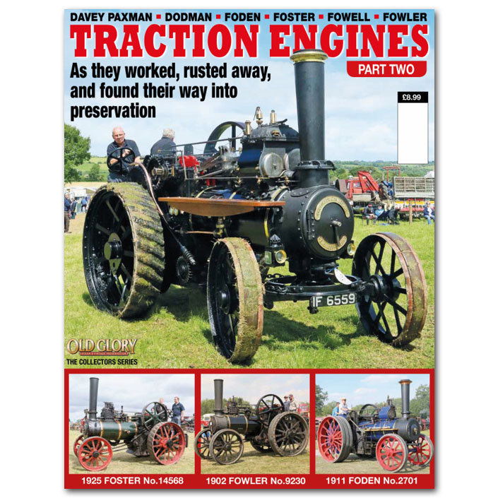 Traction Engines Bookazine Part Two