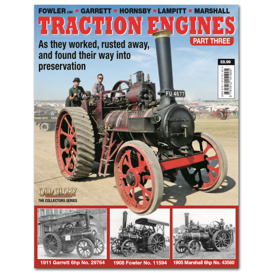 Traction Engines Bookazine Part Three