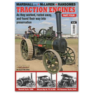 Traction Engines Bookazine Part Four