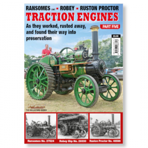 Traction Engines Bookazine Part Five