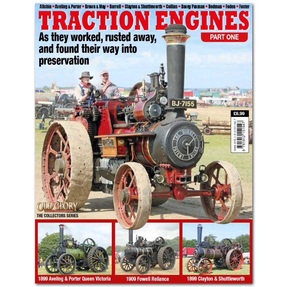 Traction Engines Bookazine Part One