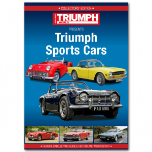 Triumph Sports Cars Bookazine