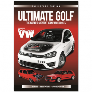 Ultimate Golf - The World's Greatest VW Golf Bookazine