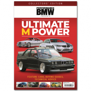 Ultimate M Power Bookazine