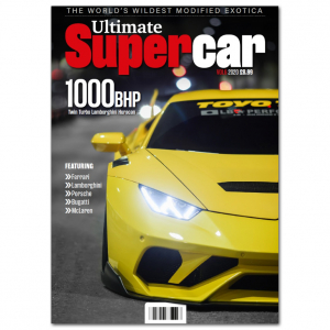 Ultimate Supercar Bookazine Volume 6