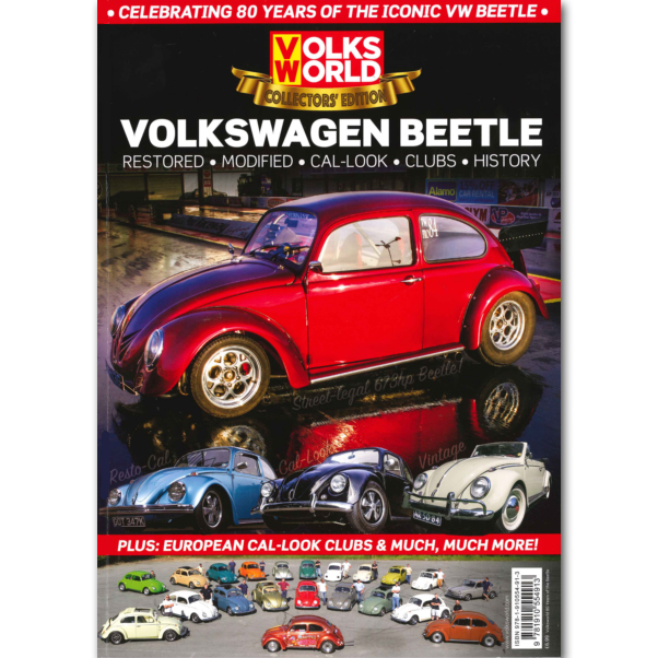 VW Beetle Bookazine - 80th Anniversary
