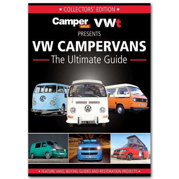 VW Campervans - The Ultimate Guide Bookazine