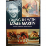Eating with James Martin