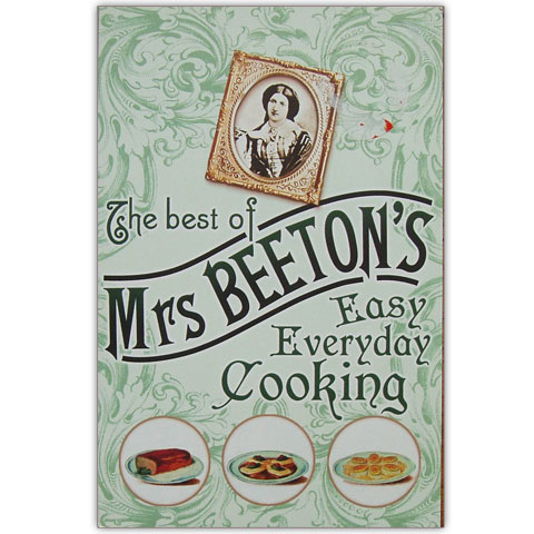 The Best of Mrs Beeton`s Easy Everyday Cooking