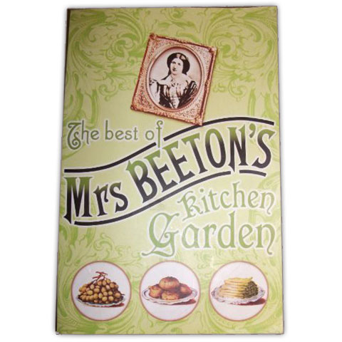 The Best of Mrs Beeton`s Kitchen Garden