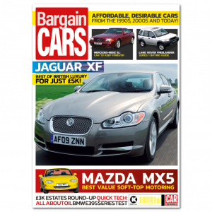 Bargain Cars Magazine Launch Issue Winter 2020