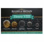 Henry VIII 5 Coin Special Edition
