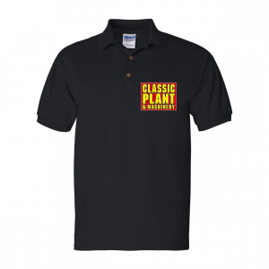 Classic Plant & Machinery Polo Shirt
