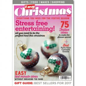 Easy Christmas Magazine 2017