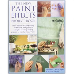 The New Paint Effects Project Book