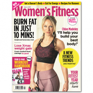 Women's Fitness Issue 1