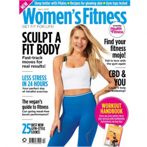 Women's Fitness Issue 4